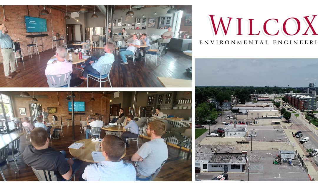 "Wilcox hosted our Monthly ""Wilcox U"" – learning all about the latest product advances from Regenesis."